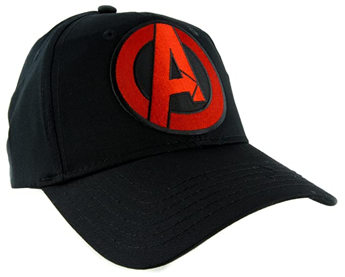 Amazon.com  The Avengers Logo Hat Baseball Cap Alternative Clothing ... 85980d0ea00