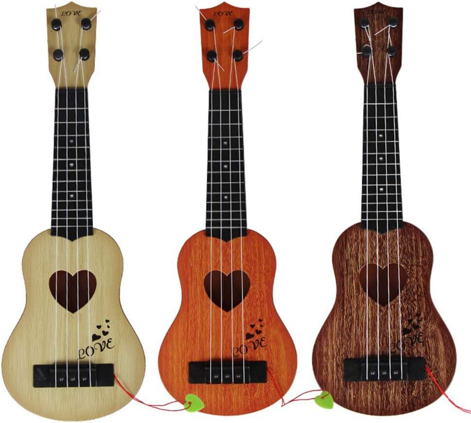 Blaward Guitarra para niños Bebé Guitarra eléctrica Juguete para ...