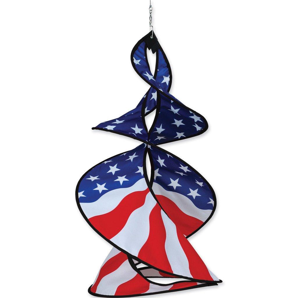 Twin Spinner - Patriotic by Premier Kites