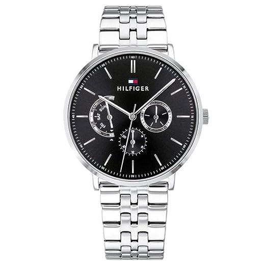 Tommy Hilfiger De los Hombres Tommy Hilfiger Dane Reloj 1710373: Amazon.es: Relojes