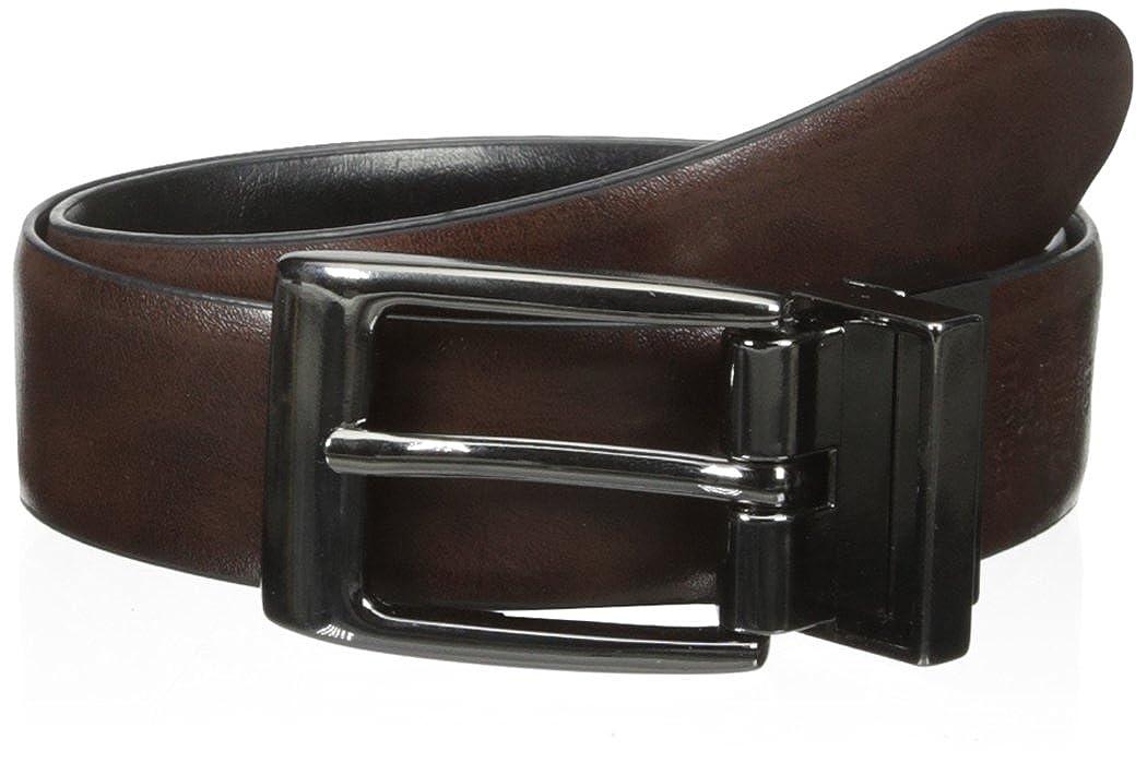 Dockers Boys 28mm Feather Edge Reversible Boys Belt