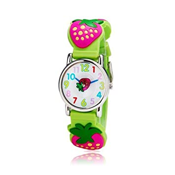 Yita Gift For 6 Year Old Girls Cute Waterproof Watch Kid 4
