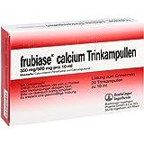 Frubiase Calcium T Trinkampullen, 20 St.