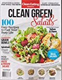 Clean Eating Presents Clean Green Salads Magazine Summer 2016