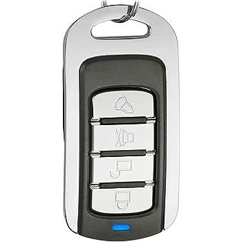 433mhz Car Alarm Garage Door Opener Wireless Remote