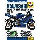 Kawasaki ZX636 (ZX-6R) & ZX600 (ZX-6RR) '03 to '06 (Haynes Service & Repair Manual)