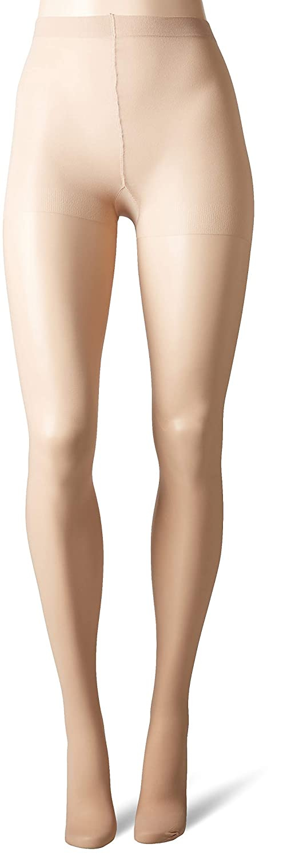 No Nonsense Womens Graduated Compression Smart Support Pantyhose
