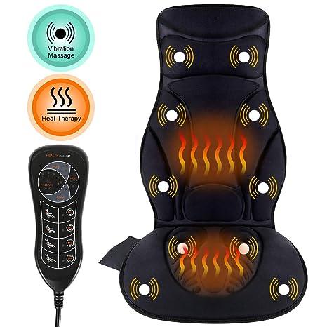 Amazon.com: Comfitech - Cojín masajeador para asiento de ...