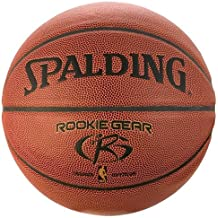 fan products of Spalding Rookie Gear Indoor/Outdoor Composite 27.5 Youth Basketball