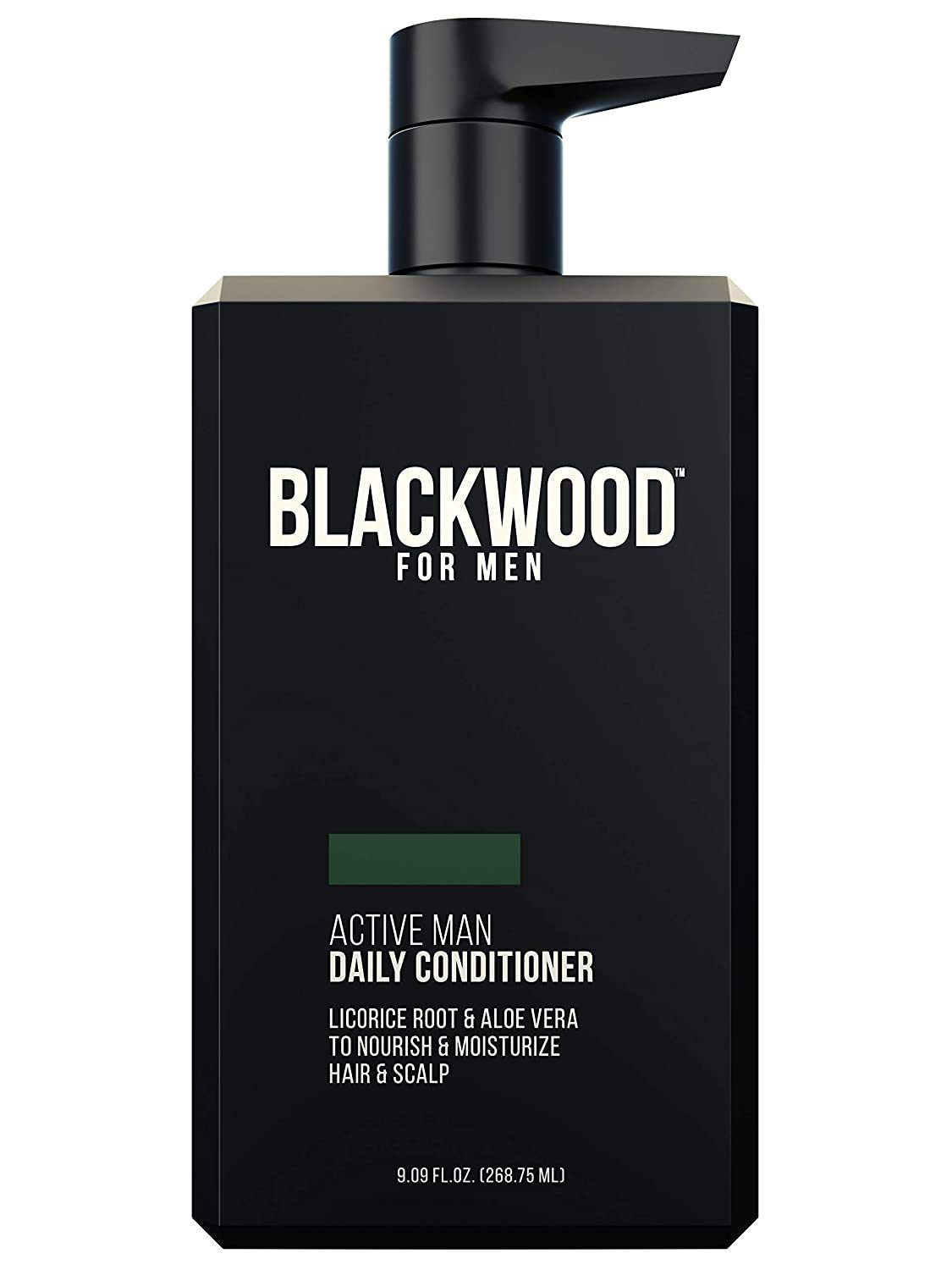 Blackwood For Men Active Man Daily Conditioner, 9.09 Fluid Ounce