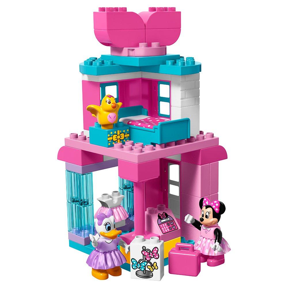 Lego Duplo Brand Disney Minnie Mouse Bow Tique 10844 Building Kit