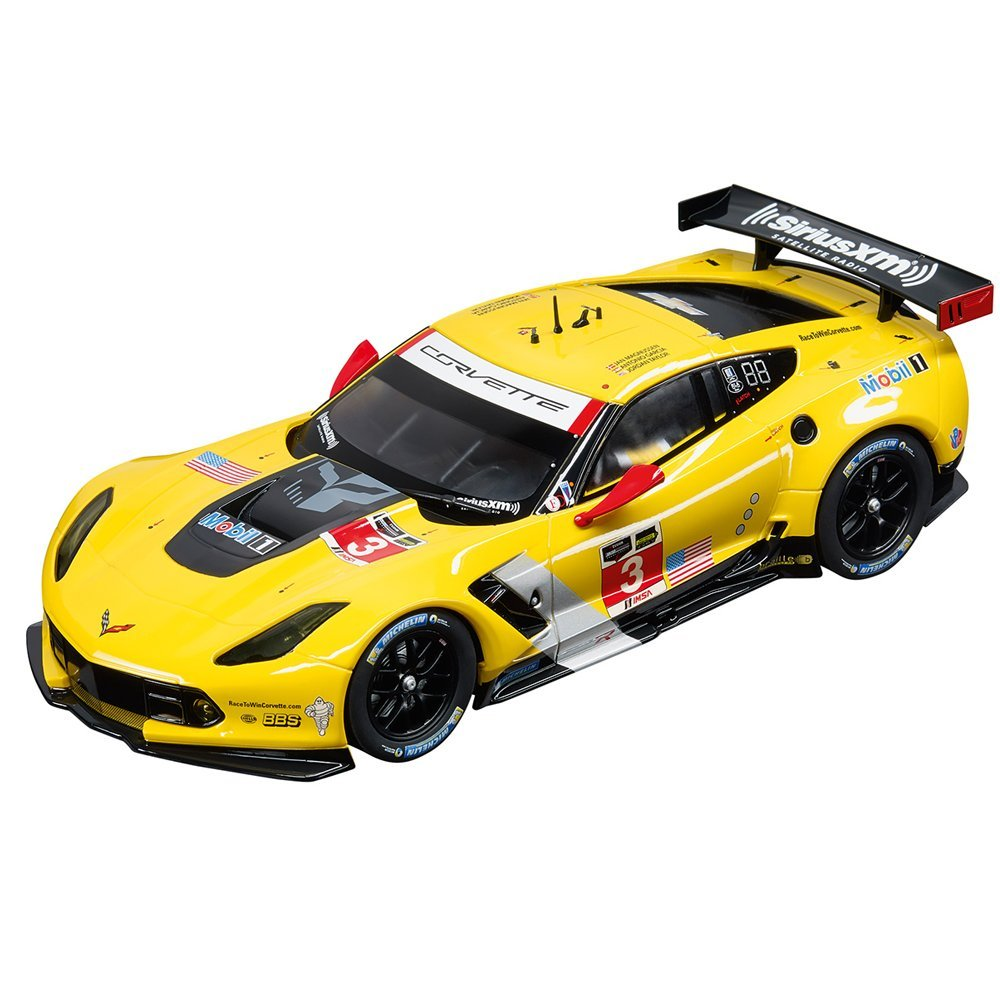 "Carrera 23818 Digital 124 Chevrolet Corvette C7.R ""No.3"" 20023818"
