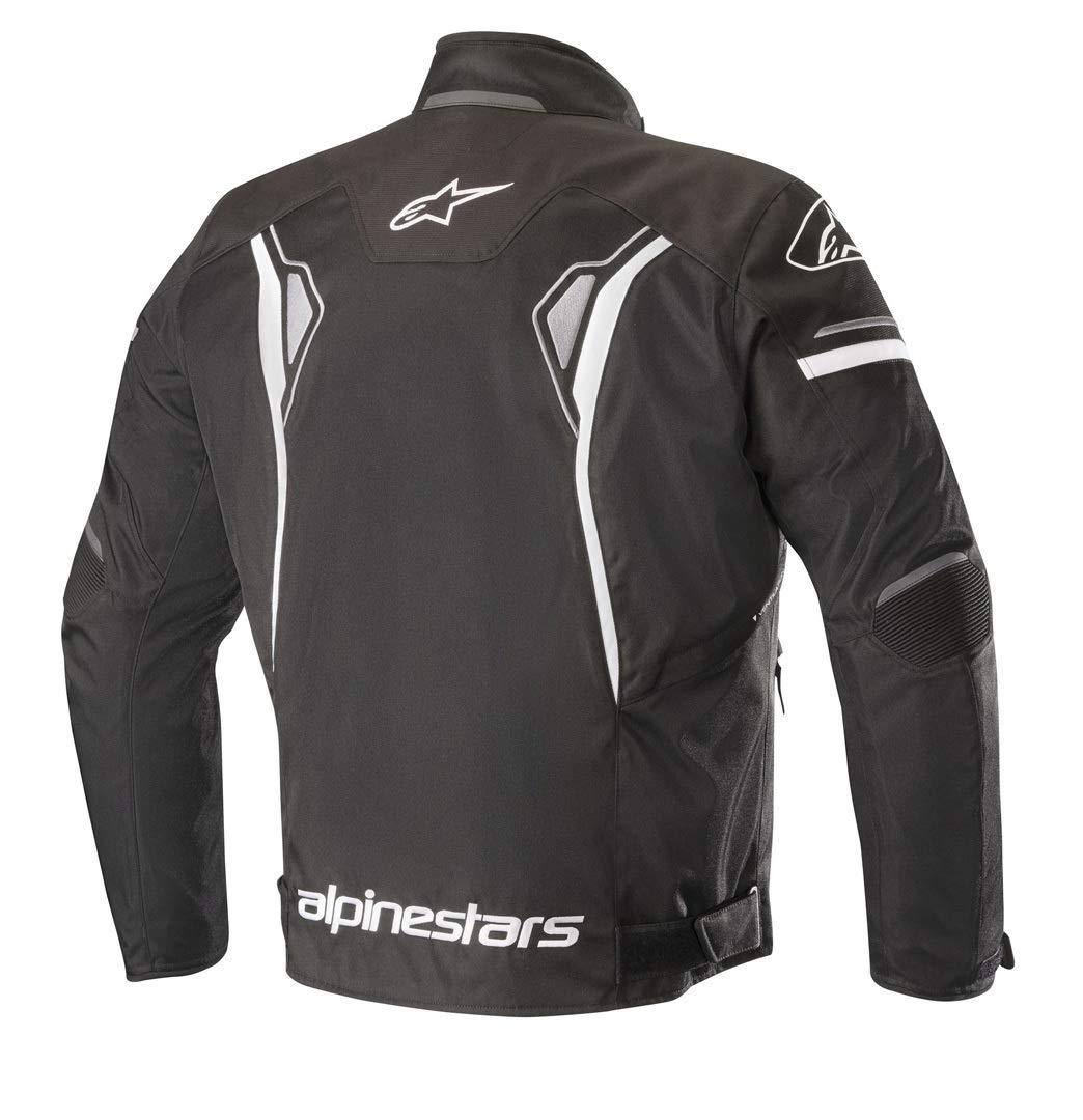 talla XL Alpinestars T-SP-1 color negro y blanco Chaqueta impermeable de motorista