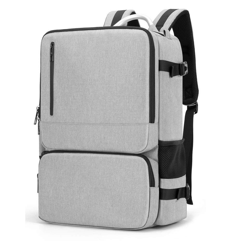 新しいショルダーバッグヒットカラーファッショントレンドメンズバックパック大容量旅行バッグバックパック男性   B07L4QJYW5