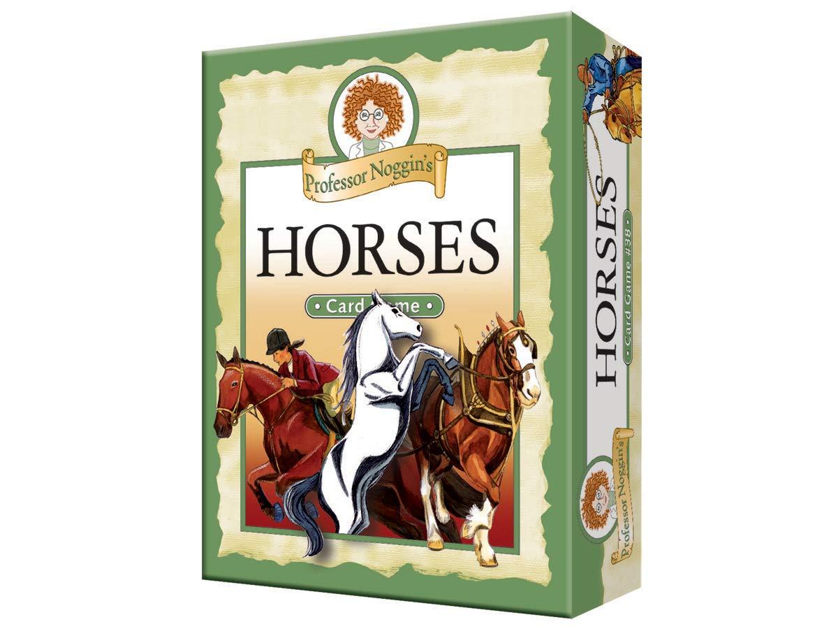 Amazon Professor Noggins Horses A Educational Trivia Based