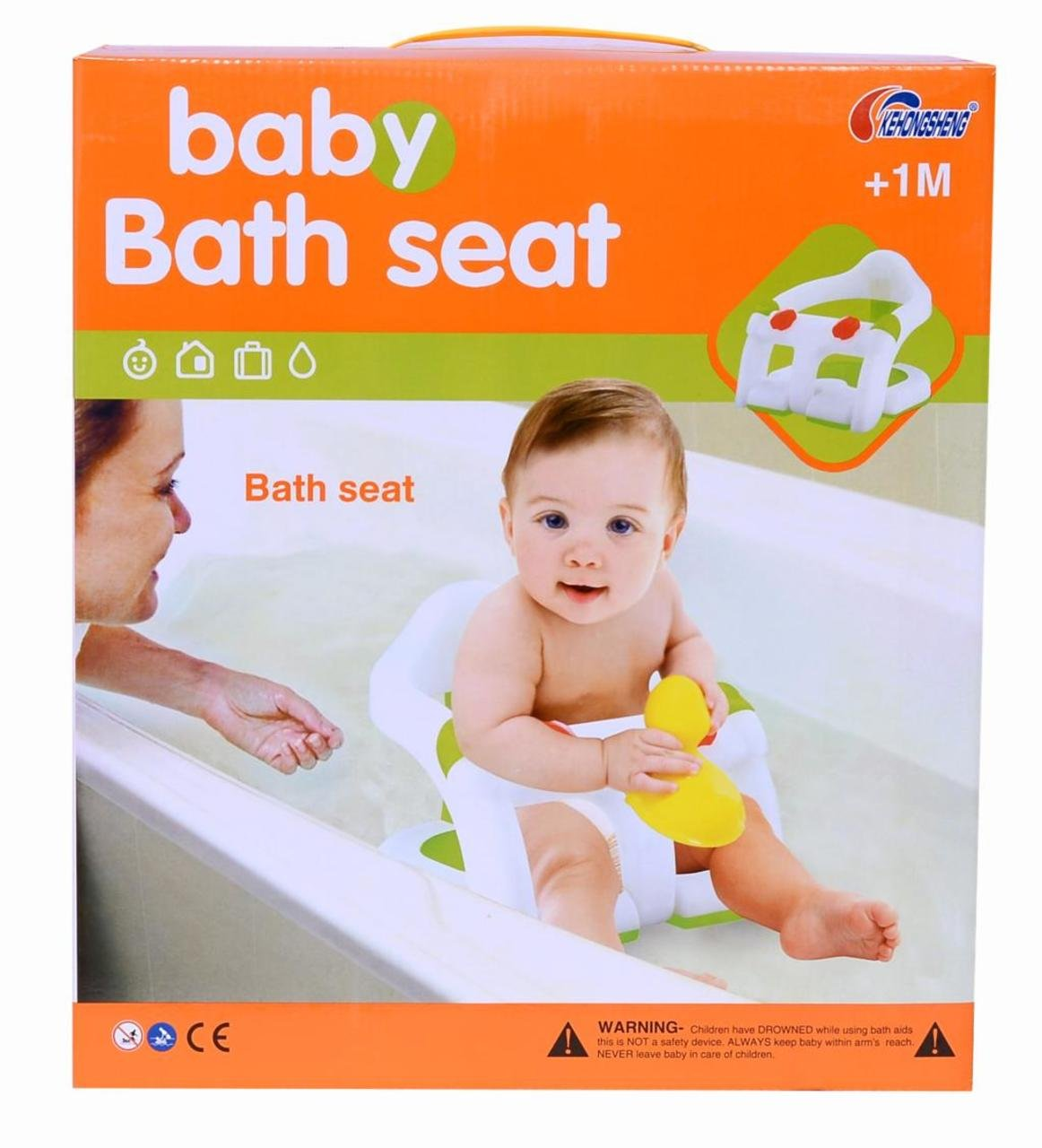 Buy Planet of Toys 5828 Baby Bath Shower Chair Foldable Support ...