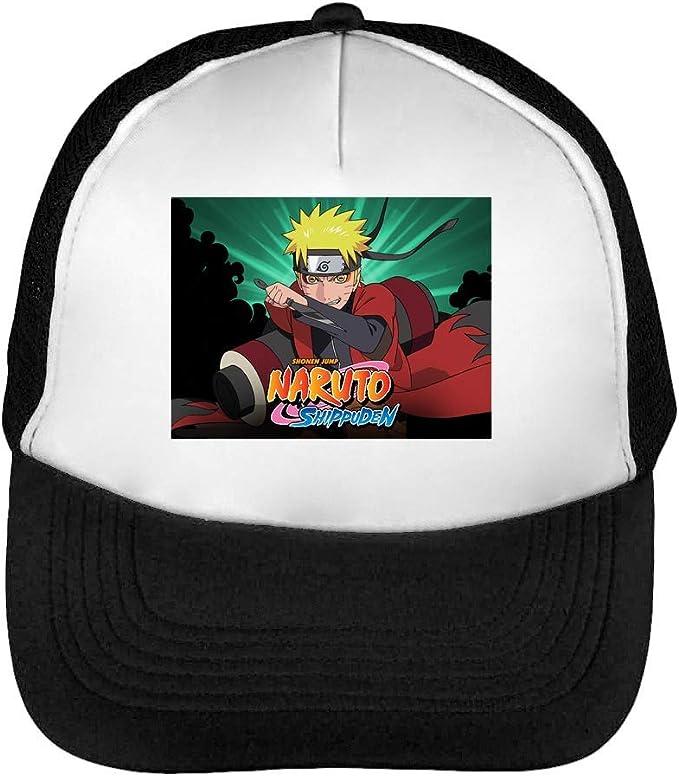 Naruto Shippuden Anime Artwork Gorras Hombre Snapback Beisbol ...