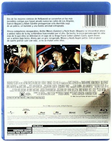 A Prueba De Balas Blu-Ray Import 2010 Wayans, Damon