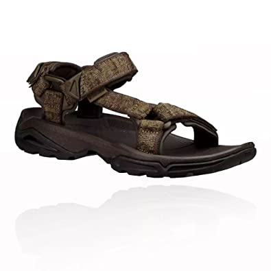 M Terra Fi 4 Leather, Mens Open Toe Sandals Teva
