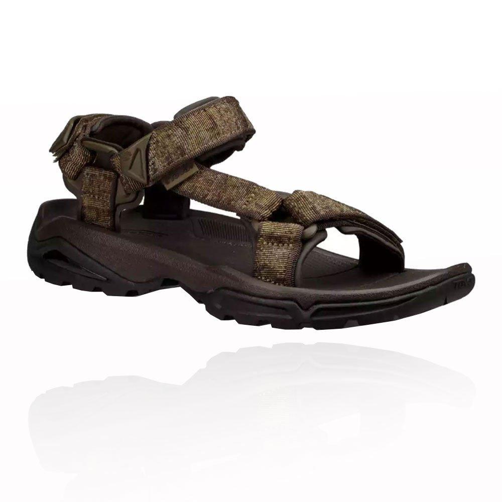 Teva Men's Terra Sandal B077KBZ3QL EU 40.5 - US M8 Rocio Olive