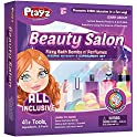 Playz Beauty Salon Arts and Crafts Activity Kit for Girls