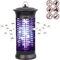 Lukasa UV Insektenvernichter, Elektrische Mückenfalle Moskito Killer Insektenfalle Mückenfalle für 30m² Innen Aussen Camping