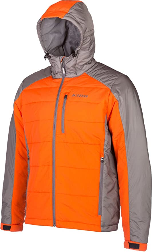 Klim Torque Mens Off-Road Motorcycle Jacket Orange//Medium
