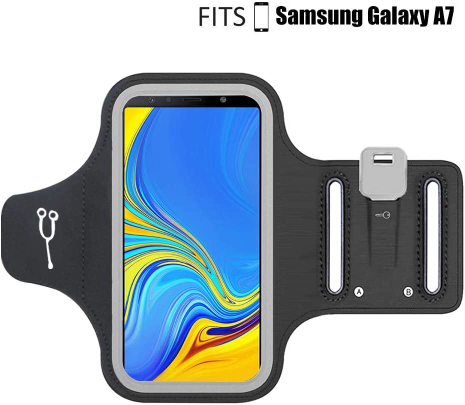 gaixample.org 2018 Running Armband for Samsung Galaxy A7 jogging ...