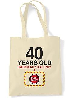 Tribal T-Shirts Dont Panic 18th Birthday Tote Shoulder Shopping Bag