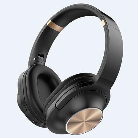 MLL Auriculares Estéreo, Auriculares Inalámbricos Bluetooth para Teléfonos Móviles - Auriculares Activos para Correr -