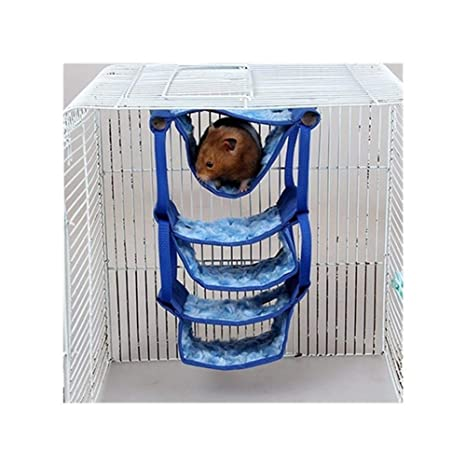 Pequeño Animal House Juguete Ardilla Planeador Hamster Jaula ...