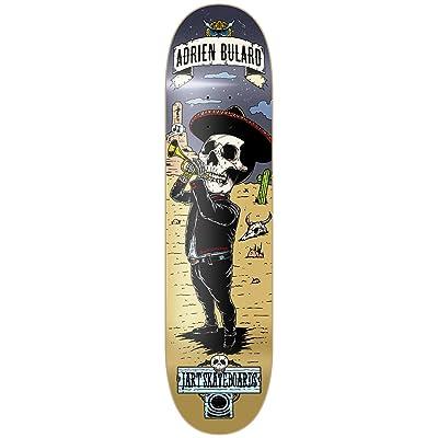 Jart Party Adrien Bulard Planche de skateboard 8,125