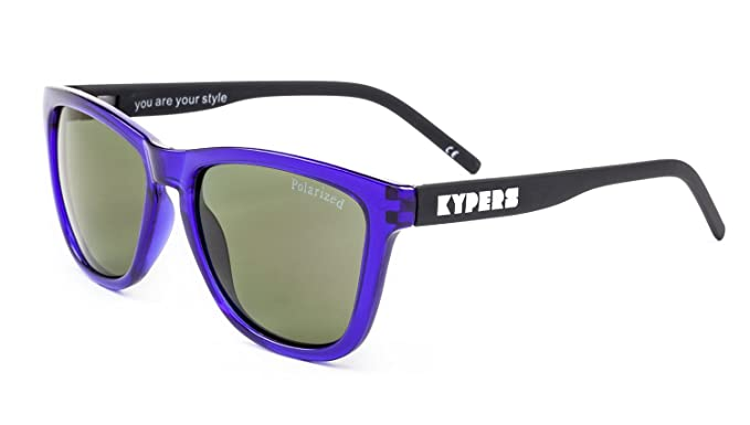 KYPERS Caipirinha, Gafas de Sol Unisex, Clear Purple Mirror, 54: Amazon.es: Ropa y accesorios
