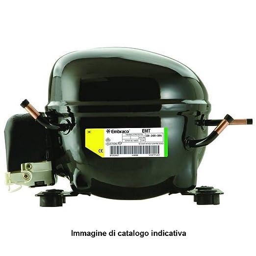 EMBRACO Motor Compresor Nevera emt2125gk CSIR – para R404 507 CC ...