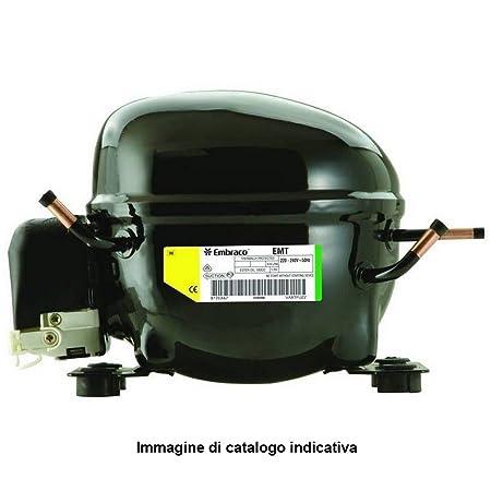 EMBRACO Motor Compresor Nevera emt2125gk CSIR - para R404 507 CC ...