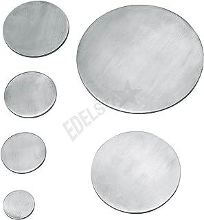 croso Ronde diametro 120mm, spessore 6mm, in acciaio inox Ø mm V2A, 1pezzi,660126