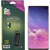 Pelicula Safety MAX para Samsung Galaxy S10 Plus, HPrime, Película Protetora de Tela para Celular, Transparente