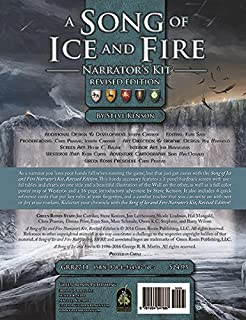 Song Of Ice And Fire Chronicle Starter Pdf