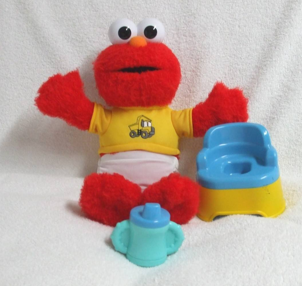 61ZxoZVy30L._SL1055_ amazon com fisher price potty time elmo toys & games  at gsmx.co