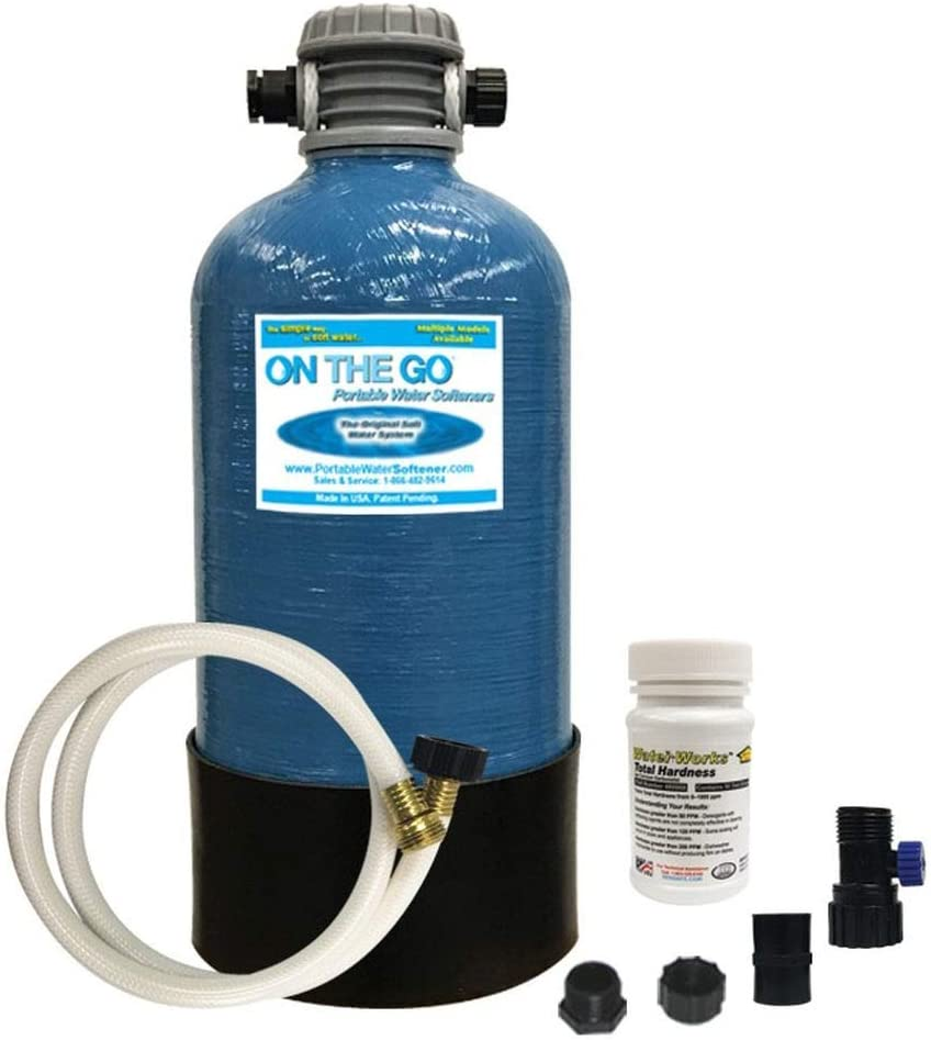On The Go OTG3NTP1DS Double STD Water Softener: Automotive