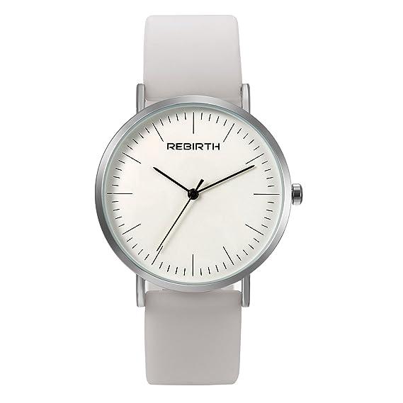 腕時計 レディース シンプル 可愛い シリコンベルト アナログ 防水 カジュアル エレガント ファッション アクセサリー ホワイト 誕生日 卒業  成人式 親友