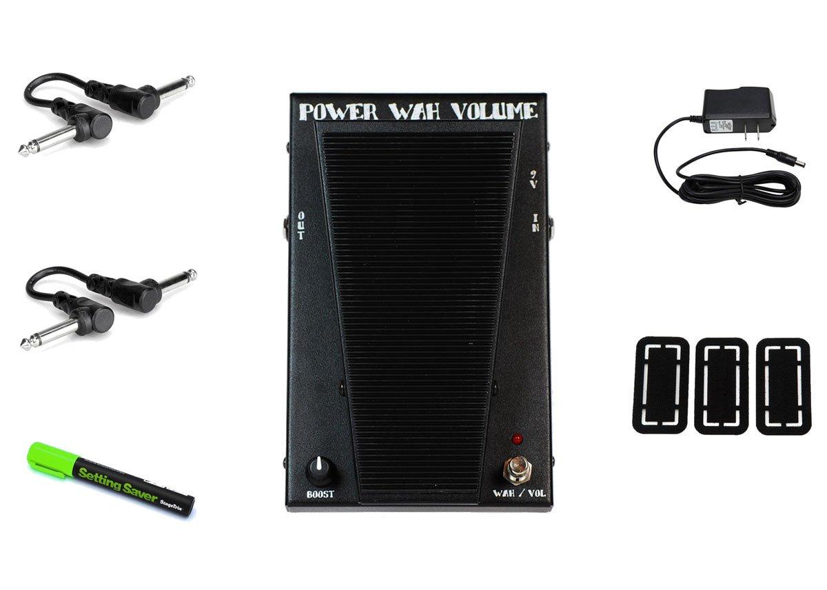 Morley Power Wah Volume PRYMAXE PEDAL BUNDLE