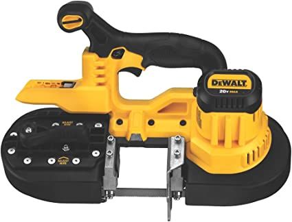 DEWALT 20V MAX Band Saw (DCS371B) - Superior Balance