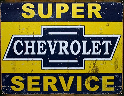 general-motors-chevy-tin-metal-sign-super-chevrolet-service