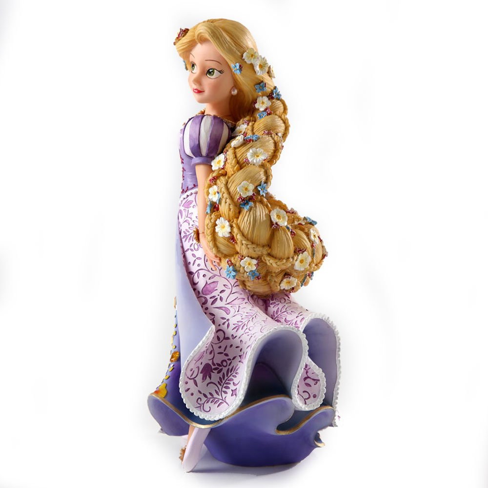 Enesco 4037523 Disney Showcase Rapunzel Couture de Force Princess Stone Resin Figurine