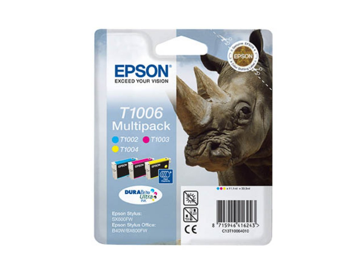 Epson Stylus Office BX 600 FW (T1006 / C 13 T 10064010): Amazon.es ...