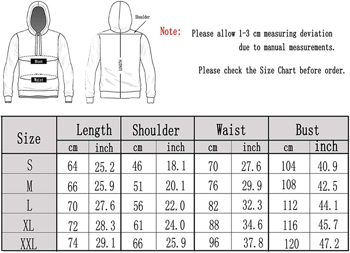 Wanjirong Womens Fleece Pullover Hoodies Print Fashion Billy Joel Sweatshirts