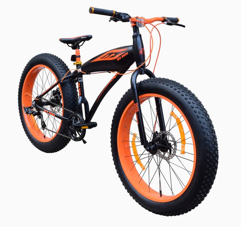 9ffb4d4fe15 Tata stryder premium speed ef shifter black orange big rock inches road  cycle semi installed sports