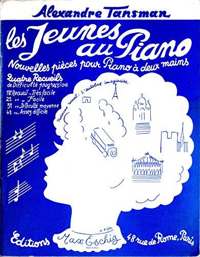 (Les Jeunes au Piano: Nouvelles piéces pour Piano á deux mains, 3e Recueil: