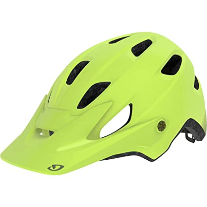 Giro Chronicle MIPS Bike Helmet - Matte Citron Heatwave Small